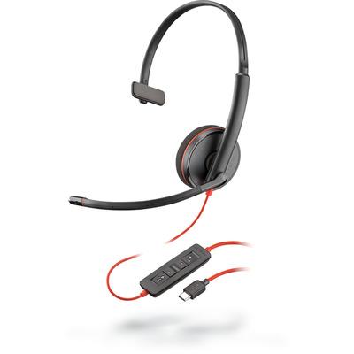 POLY Blackwire C3210 Headset - Zwart