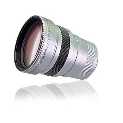 Raynox 2.2x, 2-group/4-element, 55mm, 37mm, 105g, Black Camera lens - Zwart