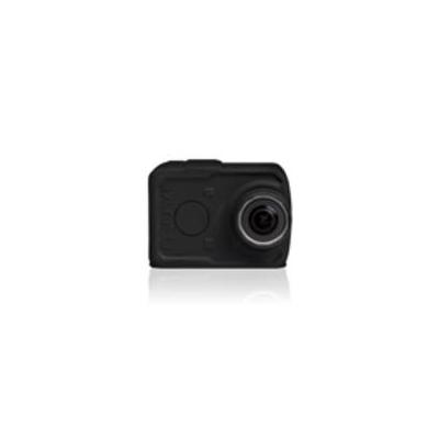 Veho actiesport camera: Ultra-sharp ƒ/2.7, 16 MP, Wi-Fi, G-Sensor, Micro-HDMI, Mini USB, microSD, 1500mAh - Zwart