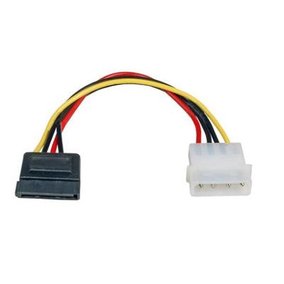EFB Elektronik K5380.015V1 ATA kabel - Zwart, Rood, Geel