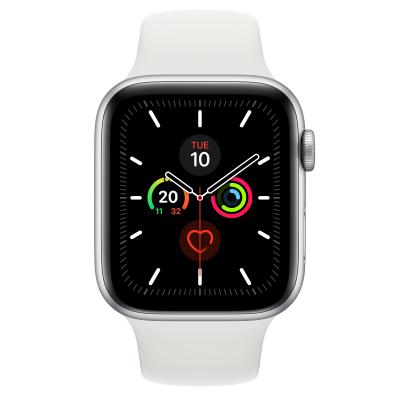 Apple Series 5 44mm Silver Smartwatch