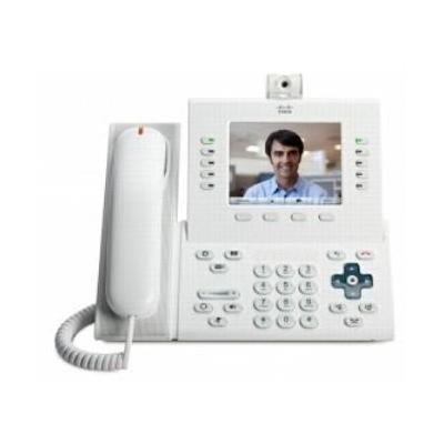 Cisco IP telefoon: 9951 - Wit