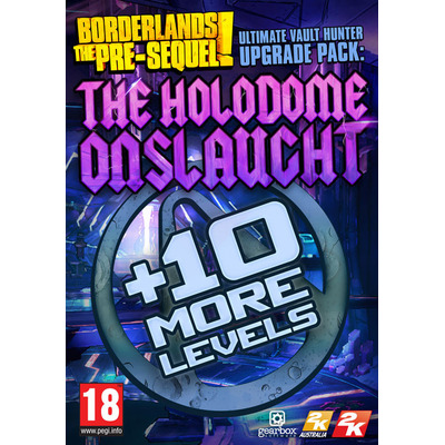 2k : Borderlands The Pre-Sequel: Ultimate Vault Hunter Upgrade Pack: The Holodome Onslaught