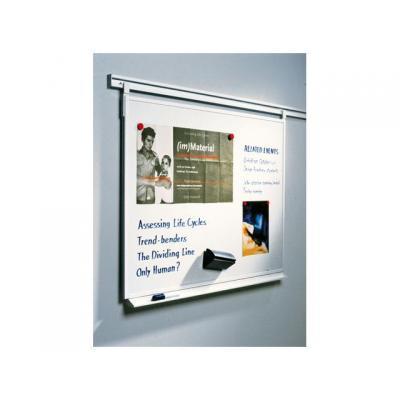 Legamaster magnetisch bord: Magneetbord 90x180cm Legaline wit