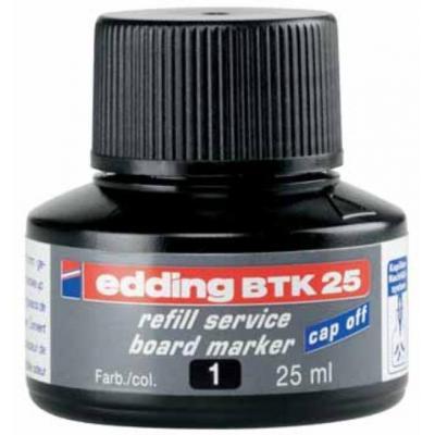 Edding inkt: BTK 25 - Zwart