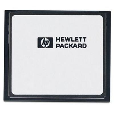 Hewlett Packard Enterprise X600 1G CompactFlash Flashgeheugen - Zwart