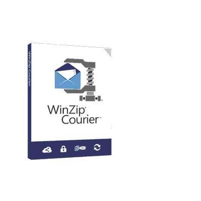 Corel WinZip Courier 9 Software licentie
