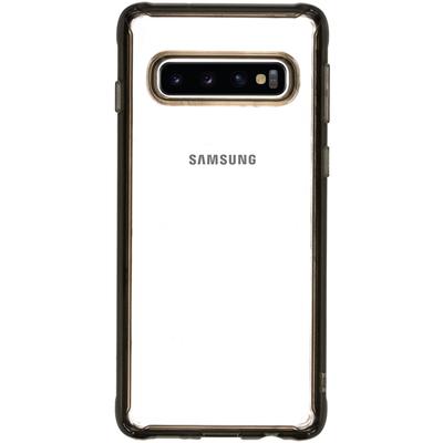 Ringke Fusion Backcover Samsung Galaxy S10 - Grijs - Grijs / Grey Mobile phone case