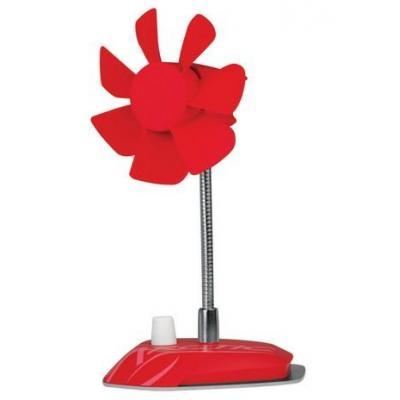 Arctic : Breeze Color USB Table Fan - Rood
