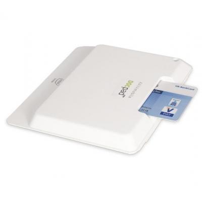 Baaske medical smart kaart lezer: Docpad - Wit