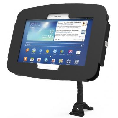 Maclocks : Space Galaxy Tab A Enclosure Flex Arm Wall Mount - Fits Galaxy Tab A 9.7 - Zwart