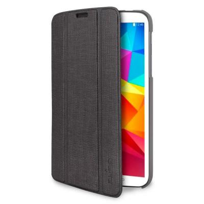 "Puro tablet case: Folio case for Samsung Galaxy Tab 4, 17.78 cm (7 "") , Grey - Grijs"