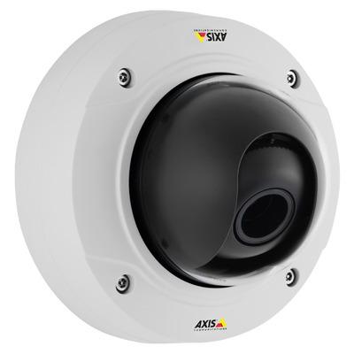 Axis P3224-V Mk II Beveiligingscamera - Wit