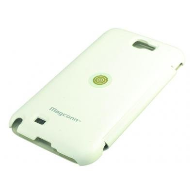2-Power Smartphone Cover (White) Oplader - Wit