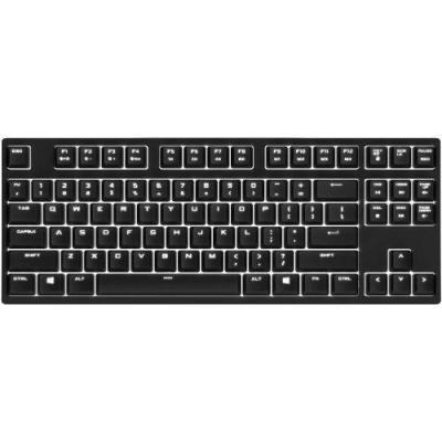 Cooler master toetsenbord: CM Storm QuickFire Rapid-I - Zwart, QWERTY