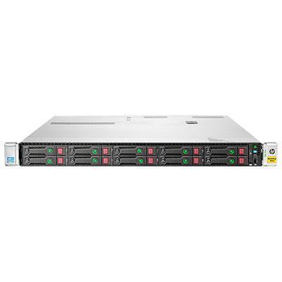 Hewlett Packard Enterprise StoreVirtual 4335 NAS - Zwart, Roestvrijstaal