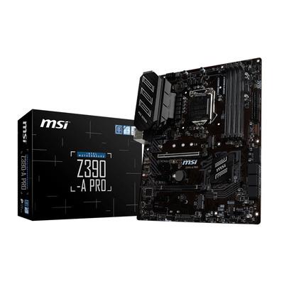MSI Z390-A PRO Moederbord