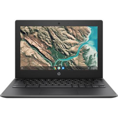 HP Chromebook 11 G8 EE 11.6 inch Celeron N4020 4GB 16GB Laptop - Grijs