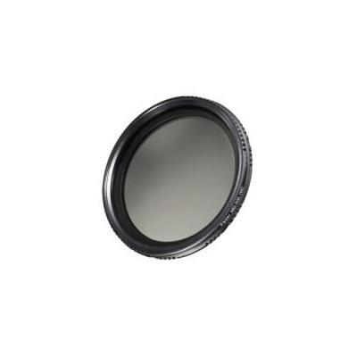Walimex camera filter: pro ND-Fader coated 77 mm ND2 - ND400 - Zwart, Transparant
