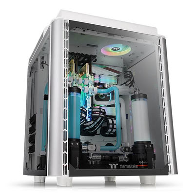 Thermaltake Level 20 HT Snow Edition Behuizing - Wit