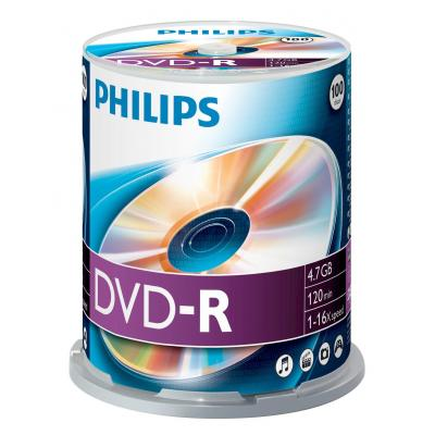 Philips DVD: DVD-R DM4S6B00F/00