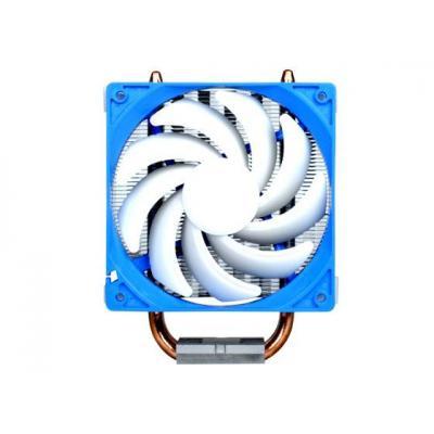 Silverstone AR01 Hardware koeling - Blauw, Wit
