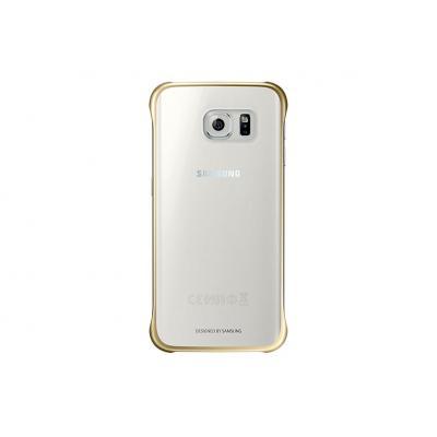 Samsung EF-QG925B mobile phone case - Goud, Transparant
