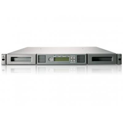 Hewlett packard enterprise tape autoader: StoreEver 1/8 G2 LTO-6 Ultrium 6250 SAS Tape Autoloader