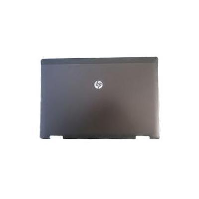 Hp notebook reserve-onderdeel: LCD Back Cover - Zwart