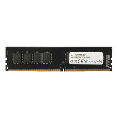 V7 170004GBD RAM-geheugen - Zwart