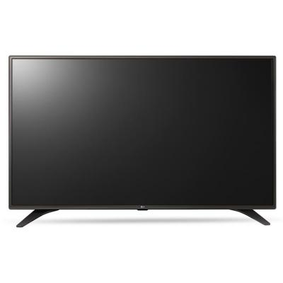 "Lg led-tv: 123.19 cm (48.5 "") , 1920 x 1080, Full HD, 400cd/m2, 178/178°, VESA 300x300, 100-240V, 50/60Hz - Zwart"