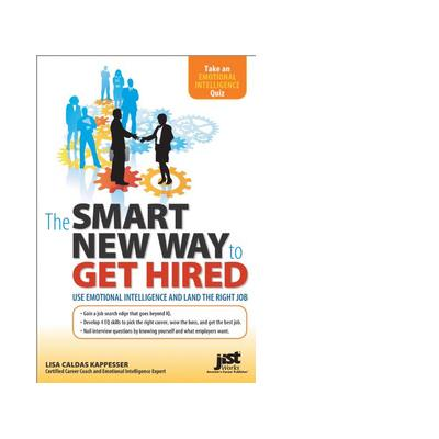 Jist publishing boek: The Smart New Way to Get Hired - eBook (PDF)