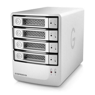 G-technology SAN: G-SPEED Q - Zilver