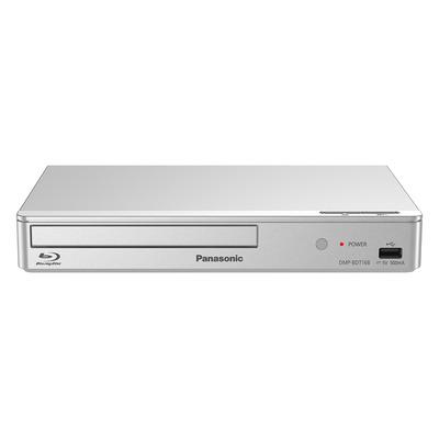 Panasonic 3D Blu-Ray-Player, HDMI, USB 2.0 DVD speler - Zilver