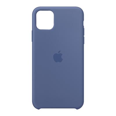 Apple Siliconenhoesje voor iPhone 11 Pro Max - Linnenblauw Mobile phone case
