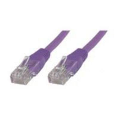 Microconnect 2m Cat6 Netwerkkabel - Paars