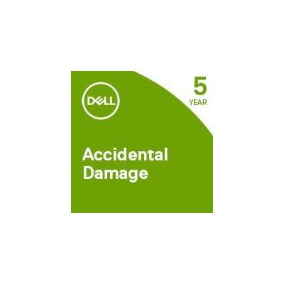 Dell garantie: 5Y Accidental Damage
