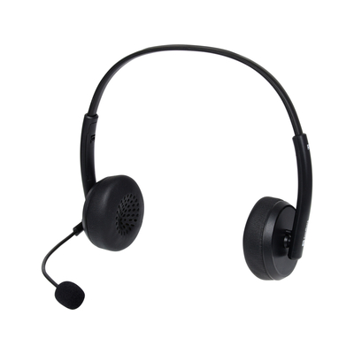 Sandberg USB Office Saver Headset - Zwart