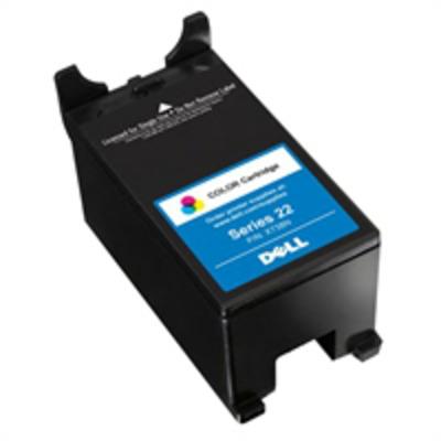 Dell inktcartridge: P513w Colour Ink Cartridge - Cyaan, Magenta, Geel