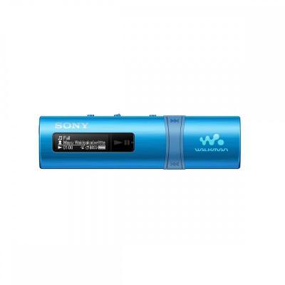 Sony MP3 speler: Walkman NWZ-B183F - Blauw