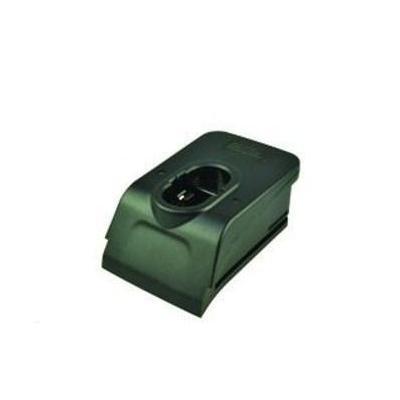 2-power oplader: Charging Plate, 24V/3A, Black - Zwart
