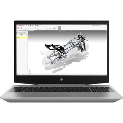 "HP ZBook 15v G5 15,6"" i7 16GB RAM 265GB SSD Laptop - Zilver"
