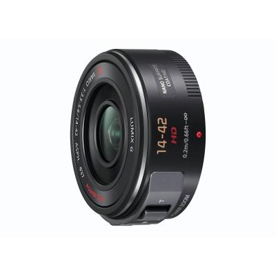 Panasonic 14-42mm F3.5-5.6 Camera lens - Zwart