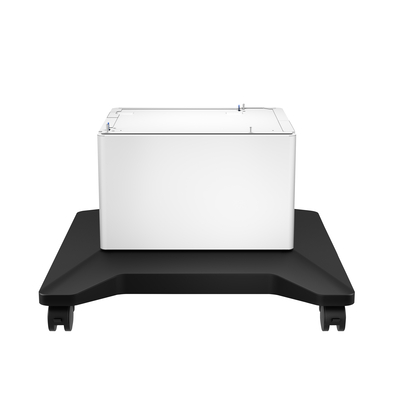 Hp printerkast: LaserJet Printer Cabinet - Grijs