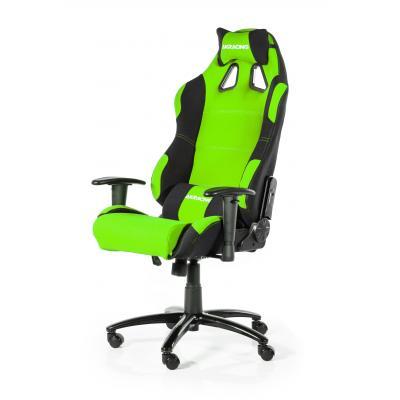 Akracing stoel: Prime Gaming Chair Black Green