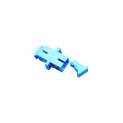 Microconnect Adapter SC/PC SM Simplex Fiber optic adapter - Blauw