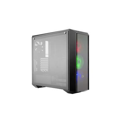 Cooler Master MasterBox Pro 5 RGB Behuizing - Zwart