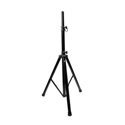 König speakersteun: 40kg, Aluminum, Zwart