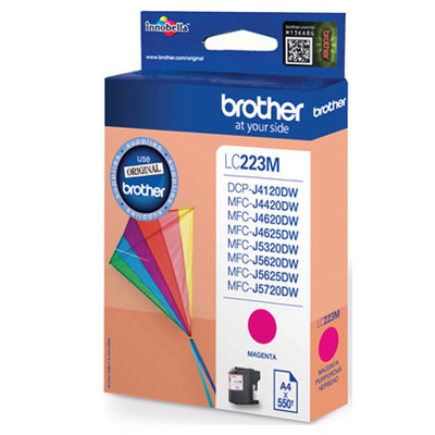 Brother LC-223MBP inktcartridge