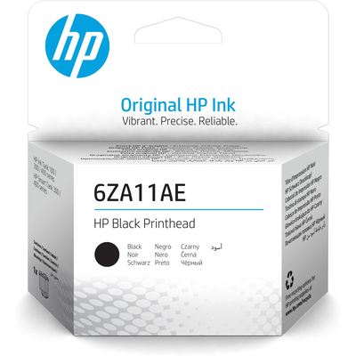 HP Cap de imprimare 6ZA11AE negru Printkop - Zwart